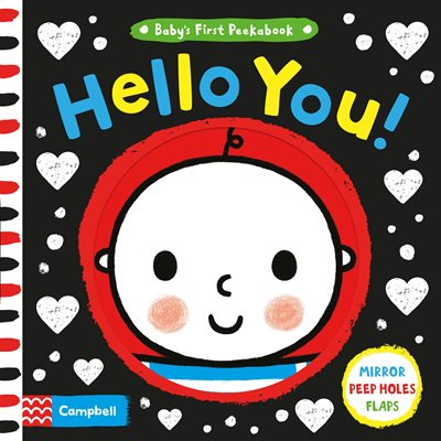 Book cover for Hello You!
